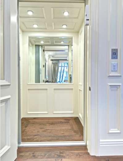 Home Elevator example